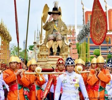 Thailand heeft een nieuwe koning!